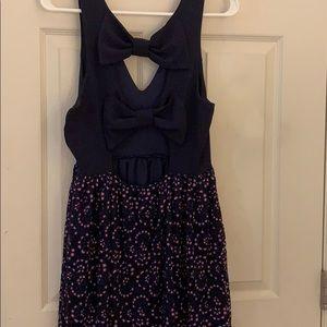 Altar'd State Dresses - Bow back dress